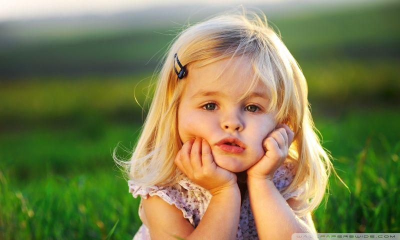 Cute Baby Girl Hd Desktop Wallpaper High Definition Fullscreen Baby Girl Wallpaper Baby Pictures Cute Little Baby