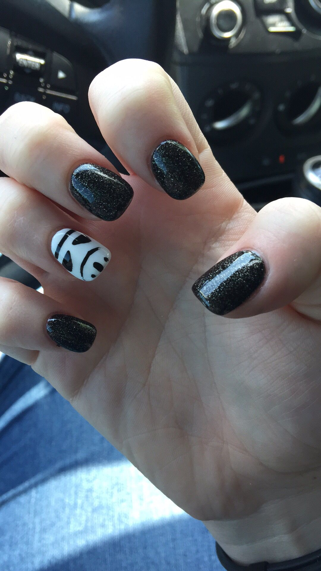 check star wars nails stormtroopers