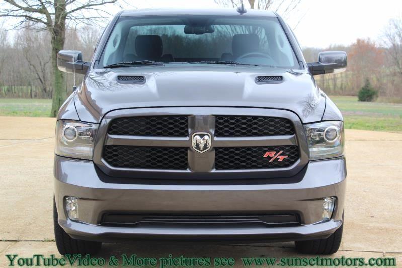 Ram Rt For Sale >> For Sale 2014 Ram Truck Rt At Sunset Motors Inc Ram