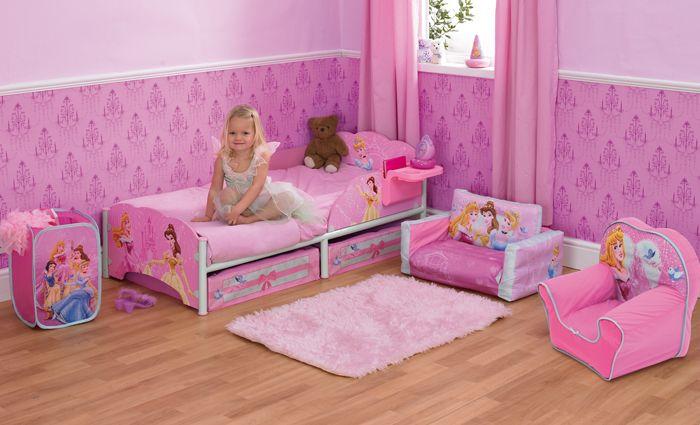 Chambre Princesse Disney http://www.bebegavroche.com/chambre-bebe ...