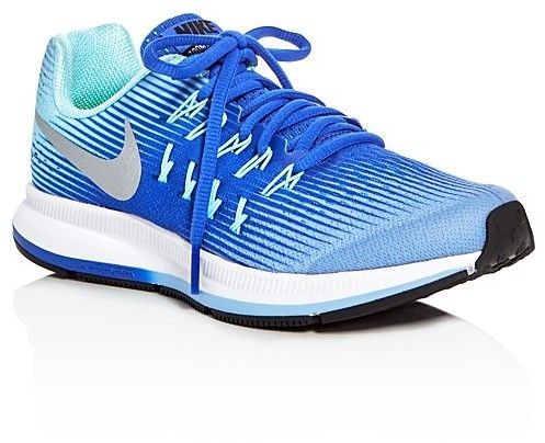 de71de70efcd9 Nike Girls  Zoom Pegasus 33 Lace Up Sneakers - Big Kid