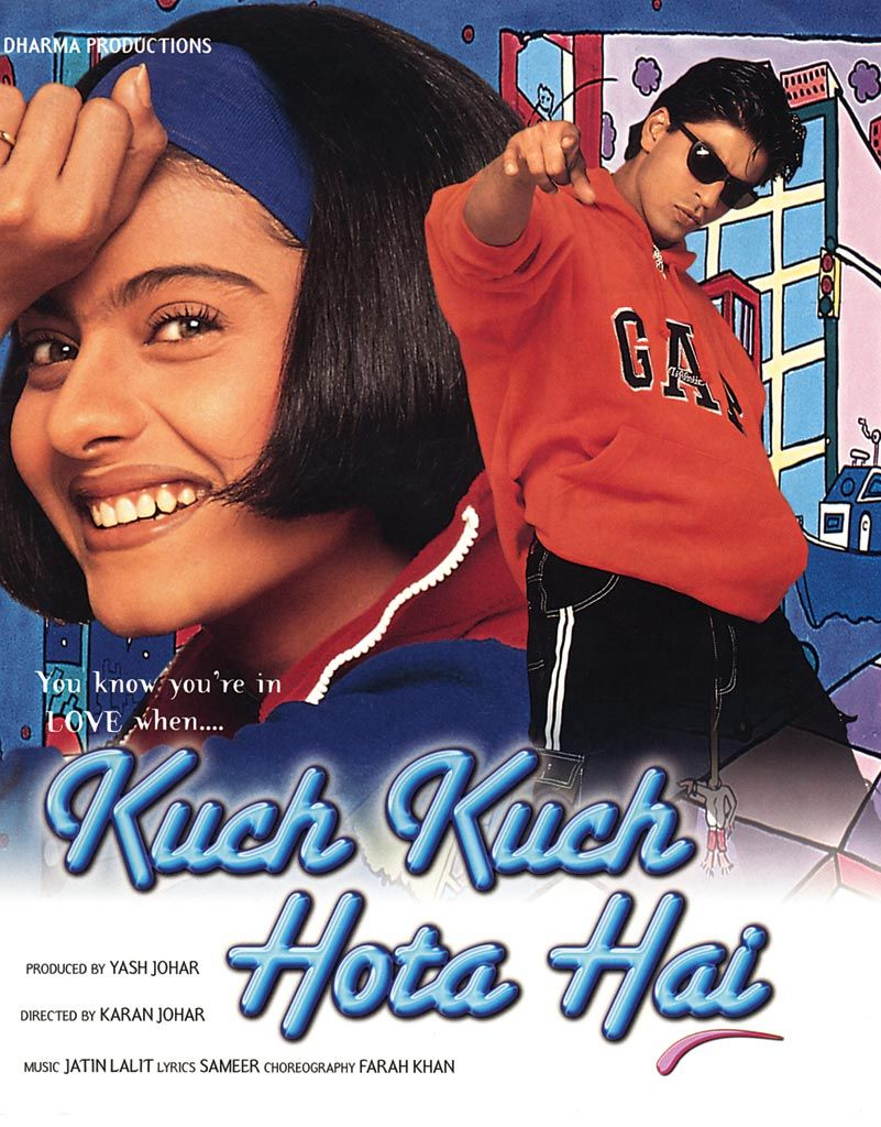 Kuch Kuch Hota Hai (1998) | Shahrukh Khan Hindi Movie ...