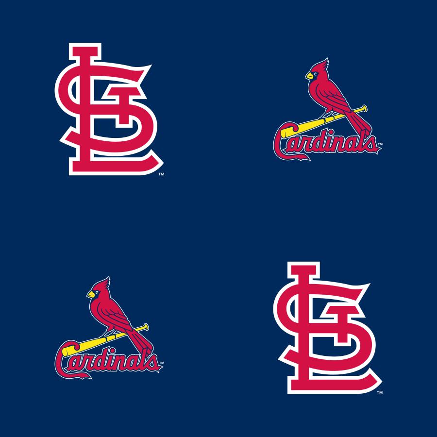 St Louis Cardinals Zoom Backgrounds Google Search In 2020 Logo Pattern Cardinals St Louis Cardinals