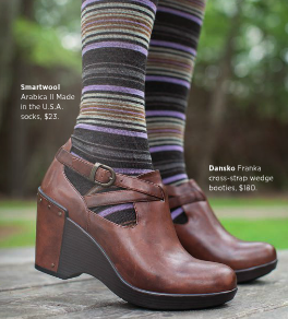 088eec9ac8 Beautiful Dansko Booties (with smartwool socks!) | Dancin' in Dansko ...