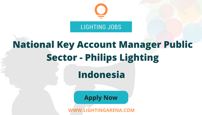 National Key Account Manager Public Sector  Indonesia HttpsWww