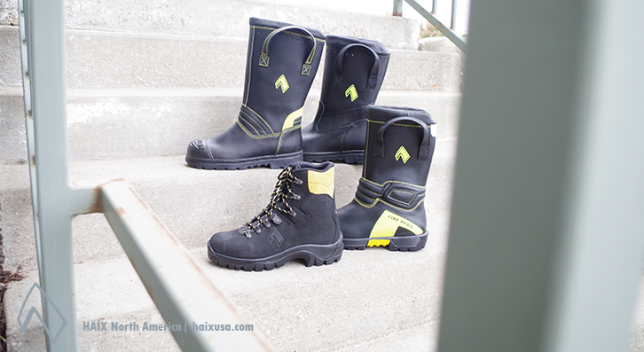 Safety Yellow never looked so good Biker boot, Boots