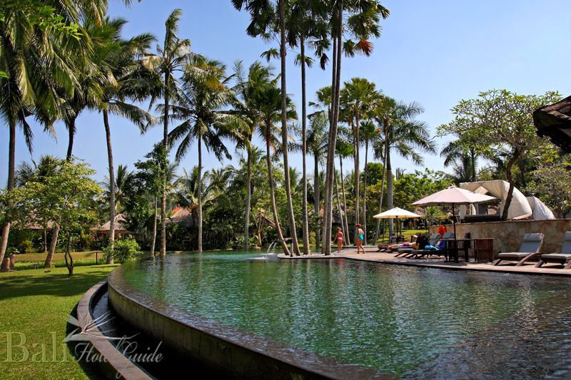 The Ubud Village Resort And Spa The Hotel Consists Of Very Large Spacious Villa Style Accommodation Equipped With Private Gardens Verandas Kitchenette Sunken