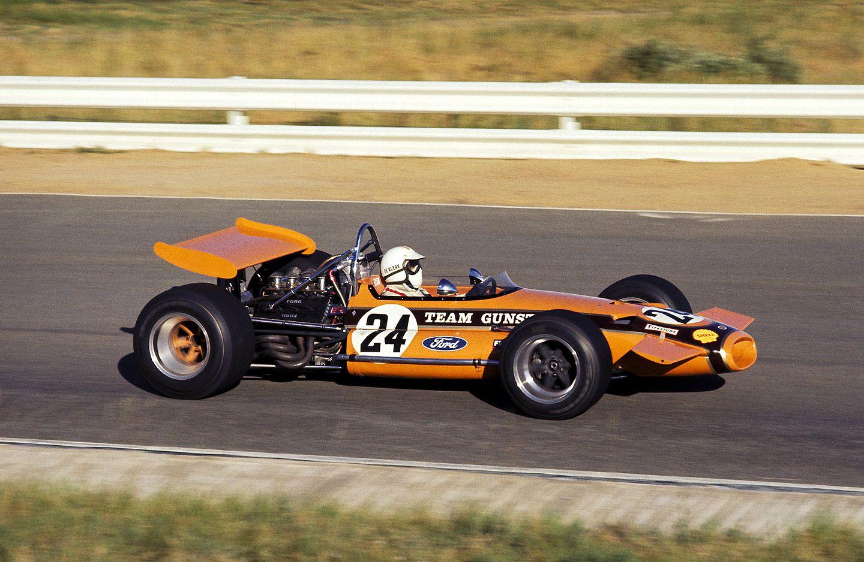 1970 GP RPA (Kyalami) Brabham BT26 Ford (Peter de Klerk