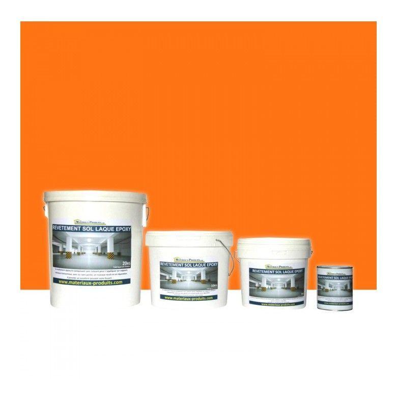 Peinture De Sol Laque Epoxy Orange 2 5 Kg Orange Matpro Peinture Sol Epoxy Sol Resine Epoxy Sol