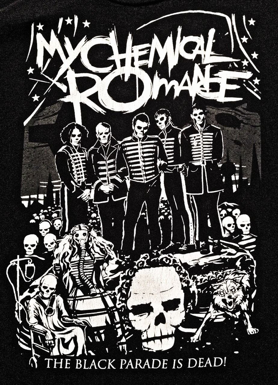 The Black Parade Is Dead My Chemical Romance My Chemical