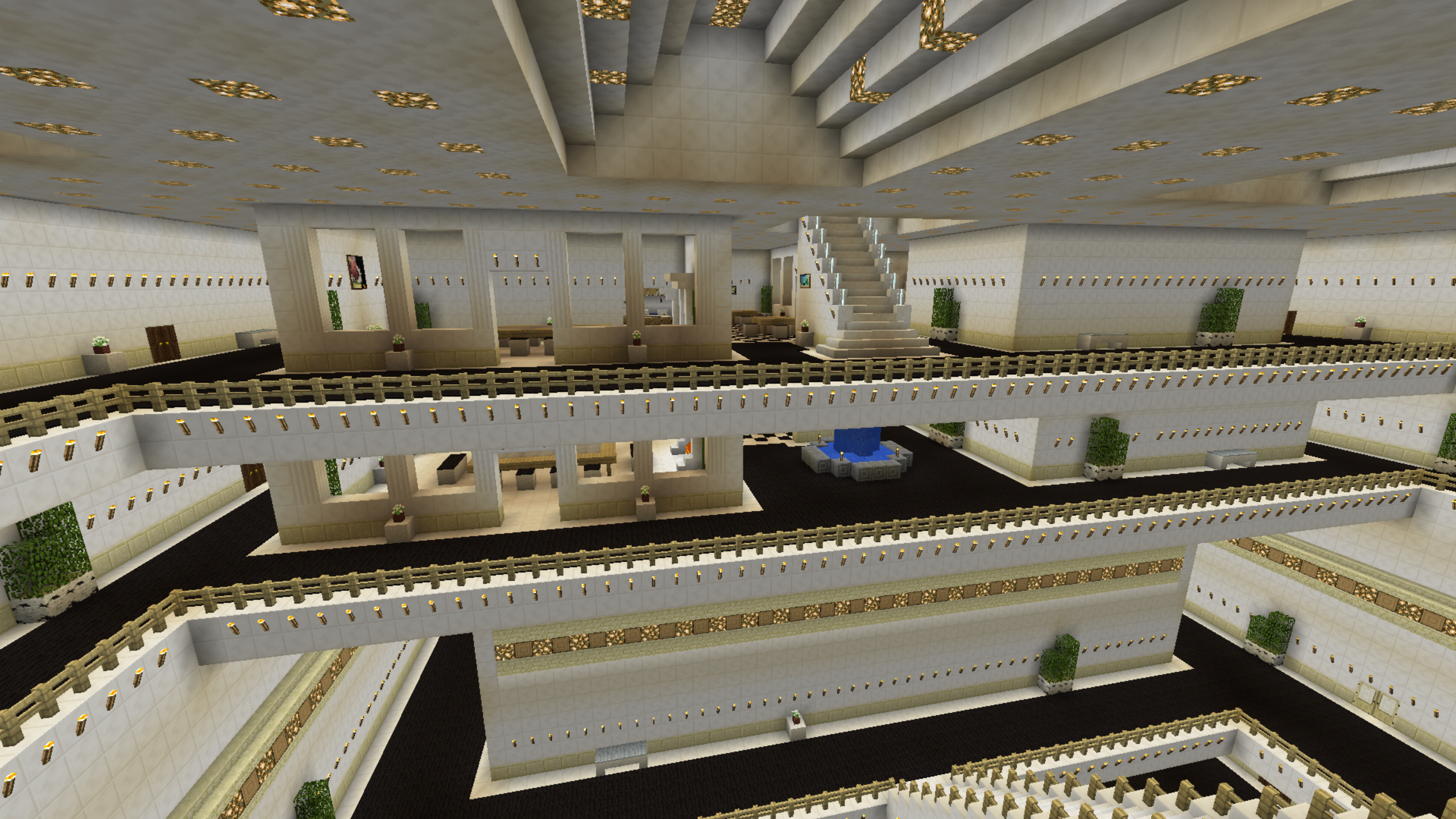 Minecraft House Interior Mansion Building Minecraft Interior Design Minecraft Mansion Minecraft Houses Blueprints