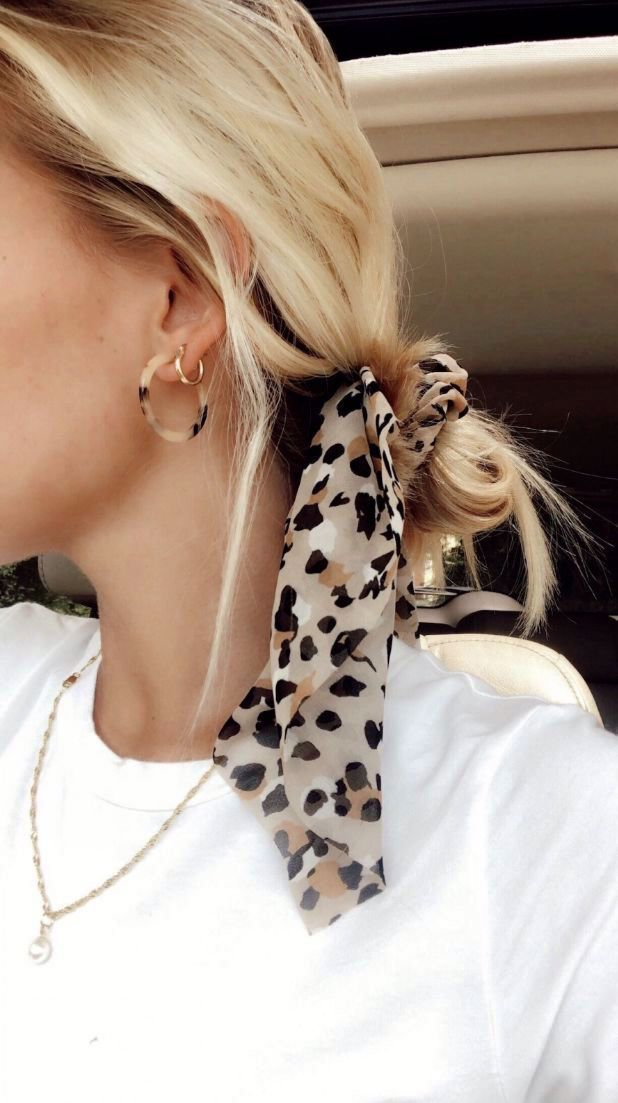 Huge 2020 Hairstyle List: The 9 Hottest Trends To Be Obsessed With -   19 hair Accessories trends ideas