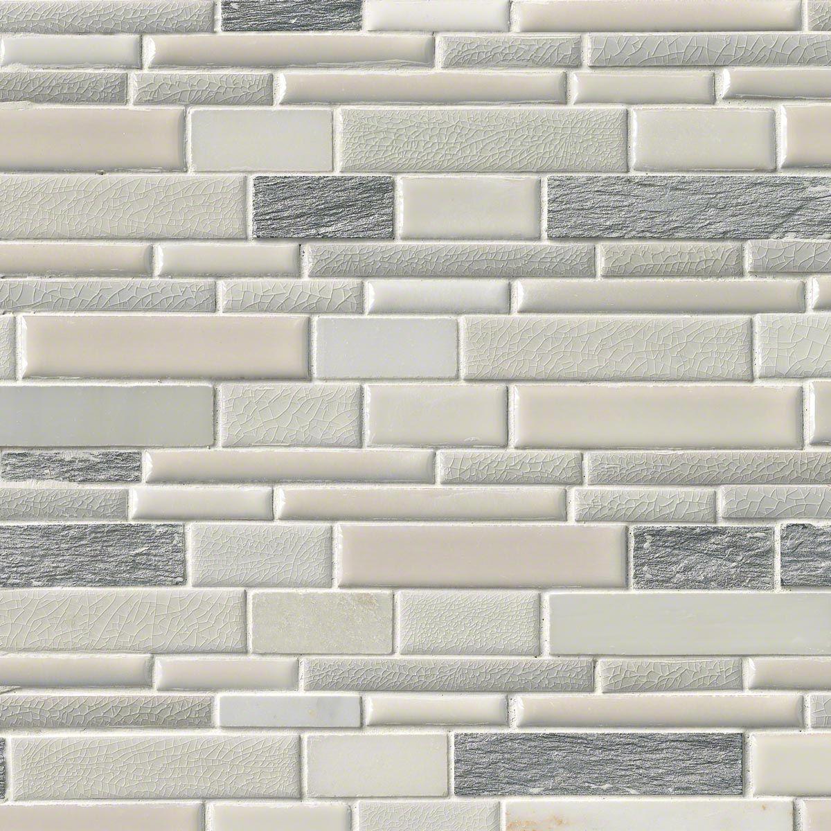 Everest interlocking pattern 8 mm backsplash wall tile tile everest interlocking pattern 8 mm backsplash wall tile dailygadgetfo Images