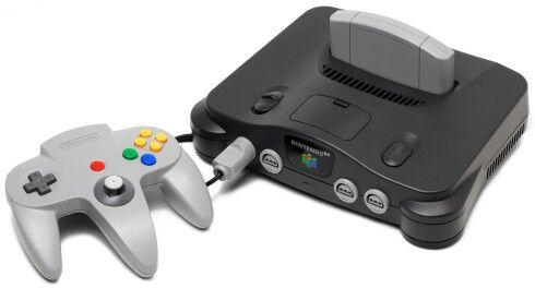 Nintendo. N64 1997