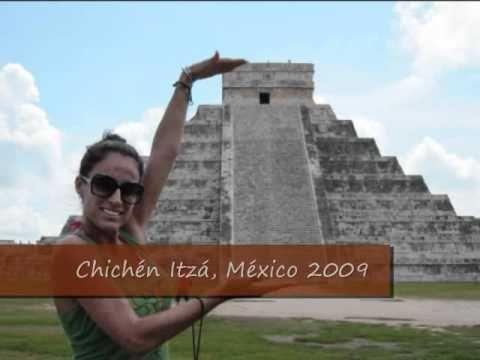 Mi experiencia viajando - Daniela Ayon 1/1 - YouTube
