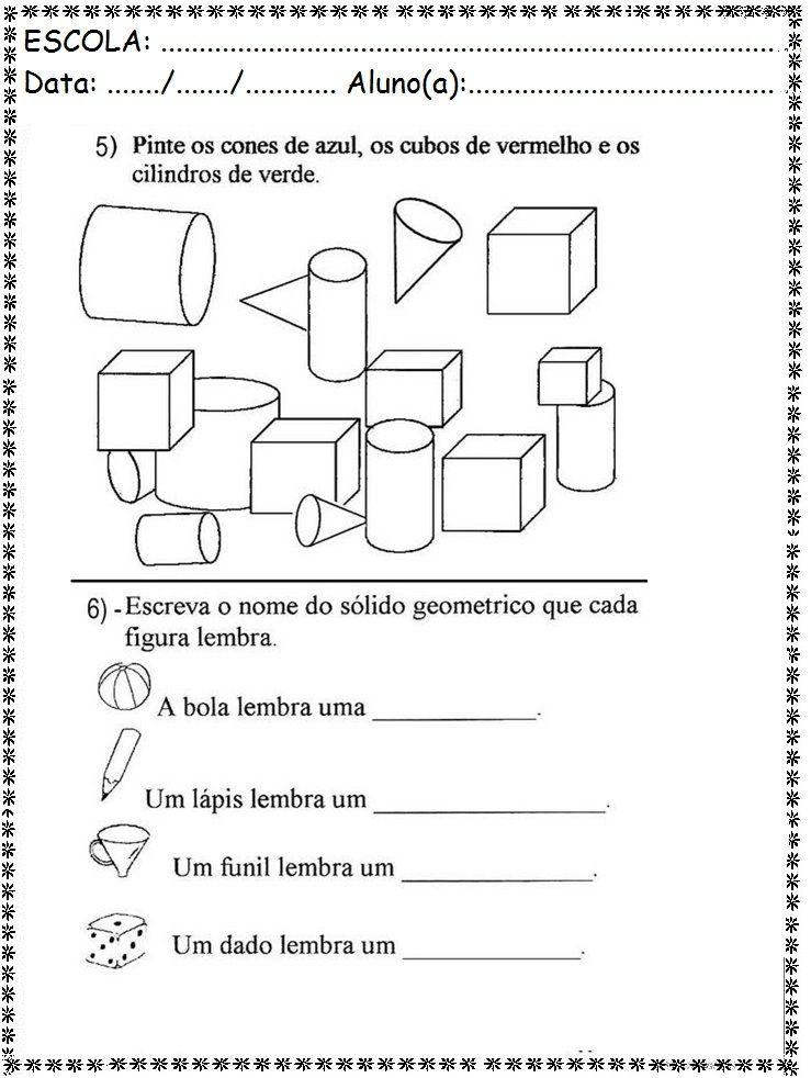 Pin De Nubia Em Atividades De Matematica Atividades De
