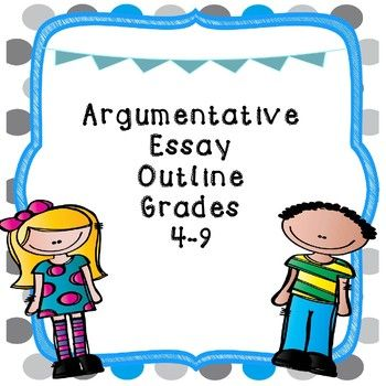 Thi Omega English Product Contain A 5 Page Outline That Guide Student When Writing An Argumen Argumentative Essay Hugh Gallagher College