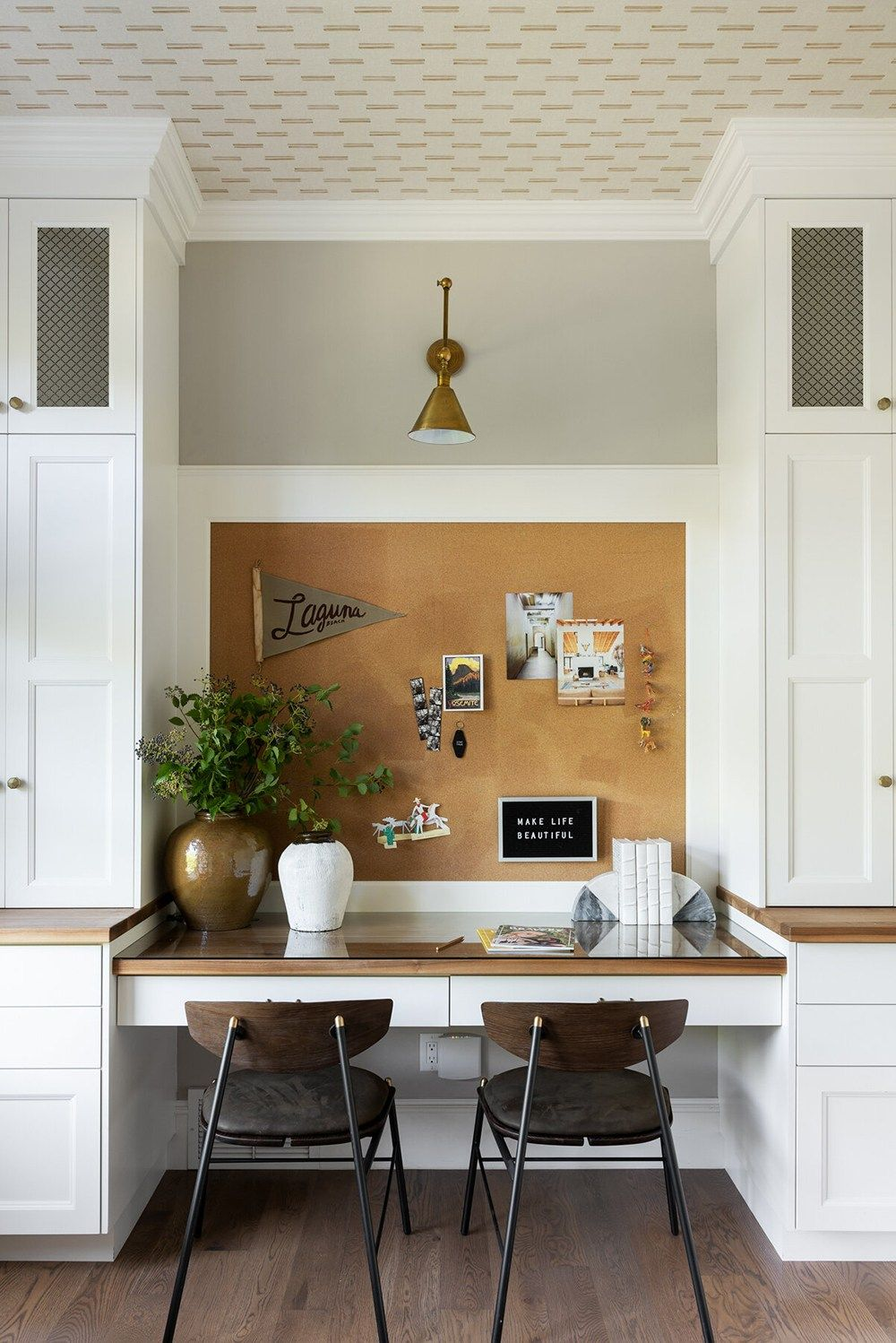 10 Pins Pinterest Inspiration Room For Tuesday Blog In 2020 Home Office Design Interior Design Kitchen Home Remodeling
