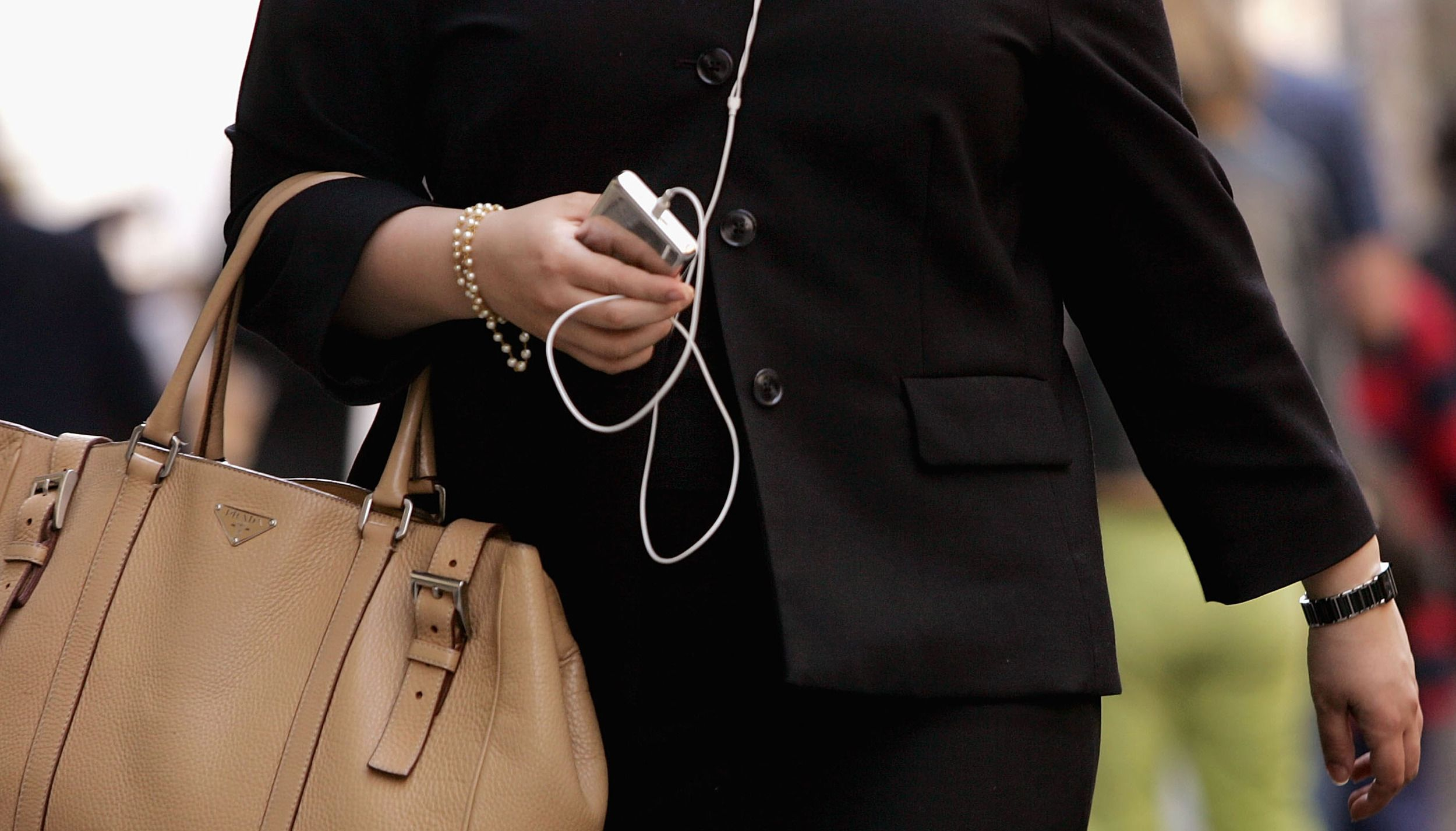 Texting while walking: The dangerous traffic trend for teens