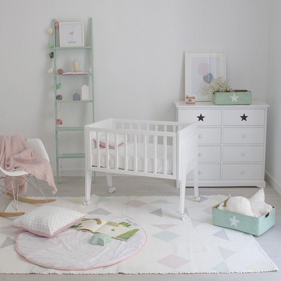Zoo triangle alfombra bebes ni os alfombras - Alfombras habitacion bebe ...