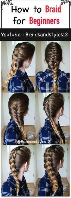 New Hairstyles 2018 15 Easy Step By Step Hairstyle Tutorials 15