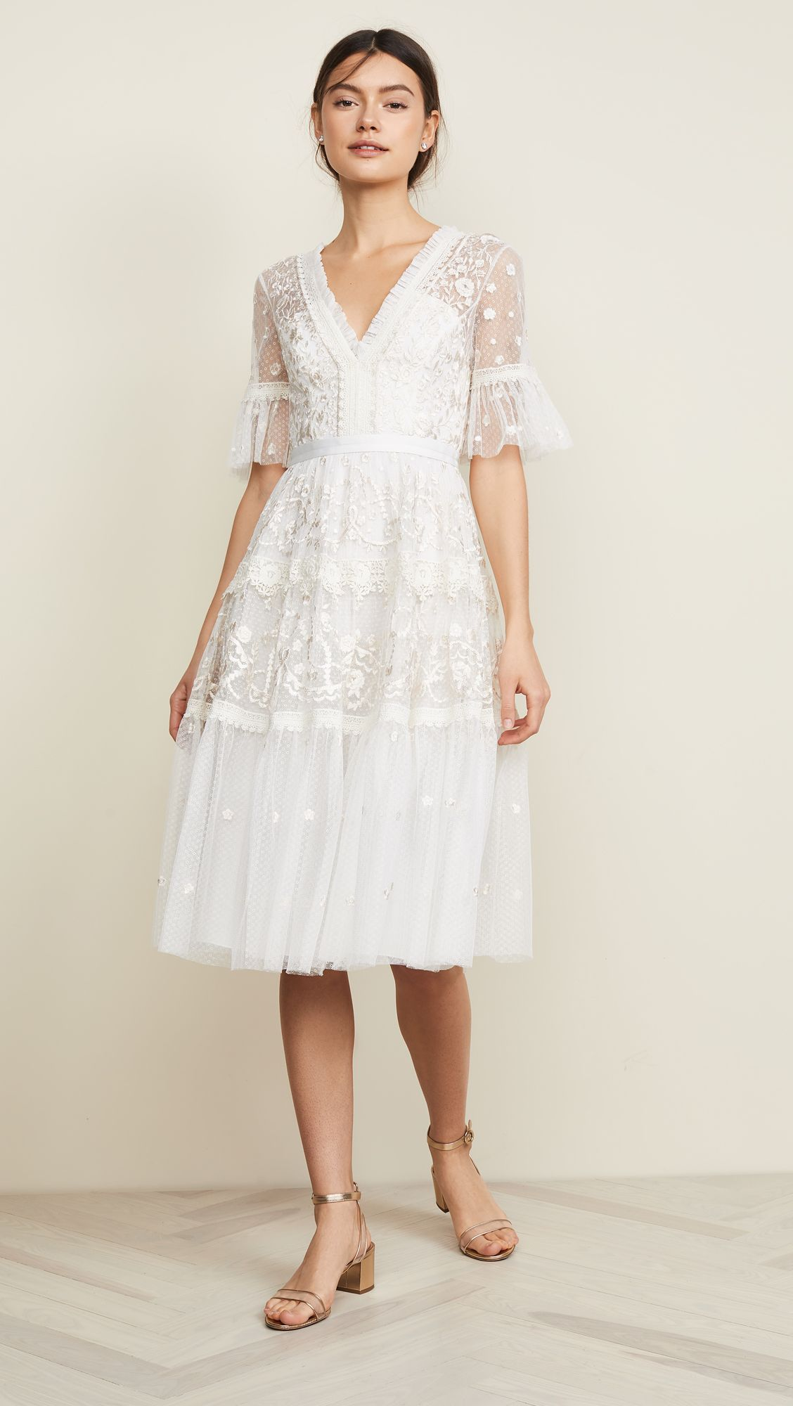 a3a22547ac5f Midsummer Lace Dress in 2019 | Cool and laid-back | Lace Dress ...