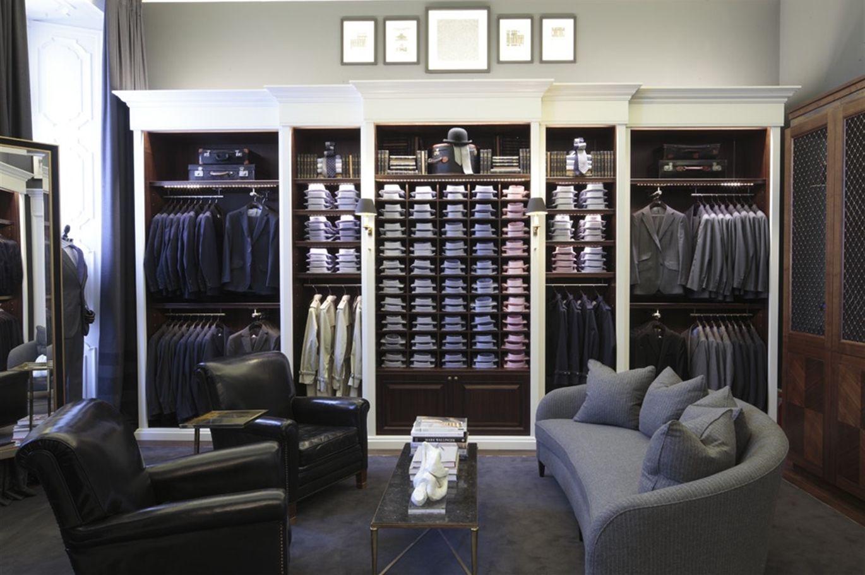 Luxury Home Decor Stores: Retail Showroom Project, Gentleman Chic