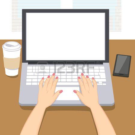 Posisi Jari Papan Ketik Keyboard Mengetik 10 Gambar Letak Huruf Huruf Papan Keyboard