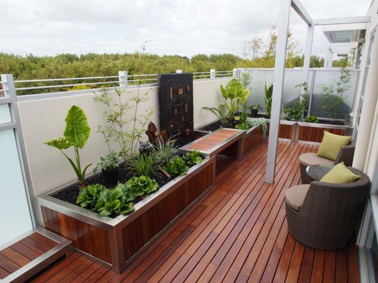 Decoracion Terrazas Pequenas Y Medianas Muy Funcionales Decoracion Terraza Balcon Decoracion Diseno De Balcon