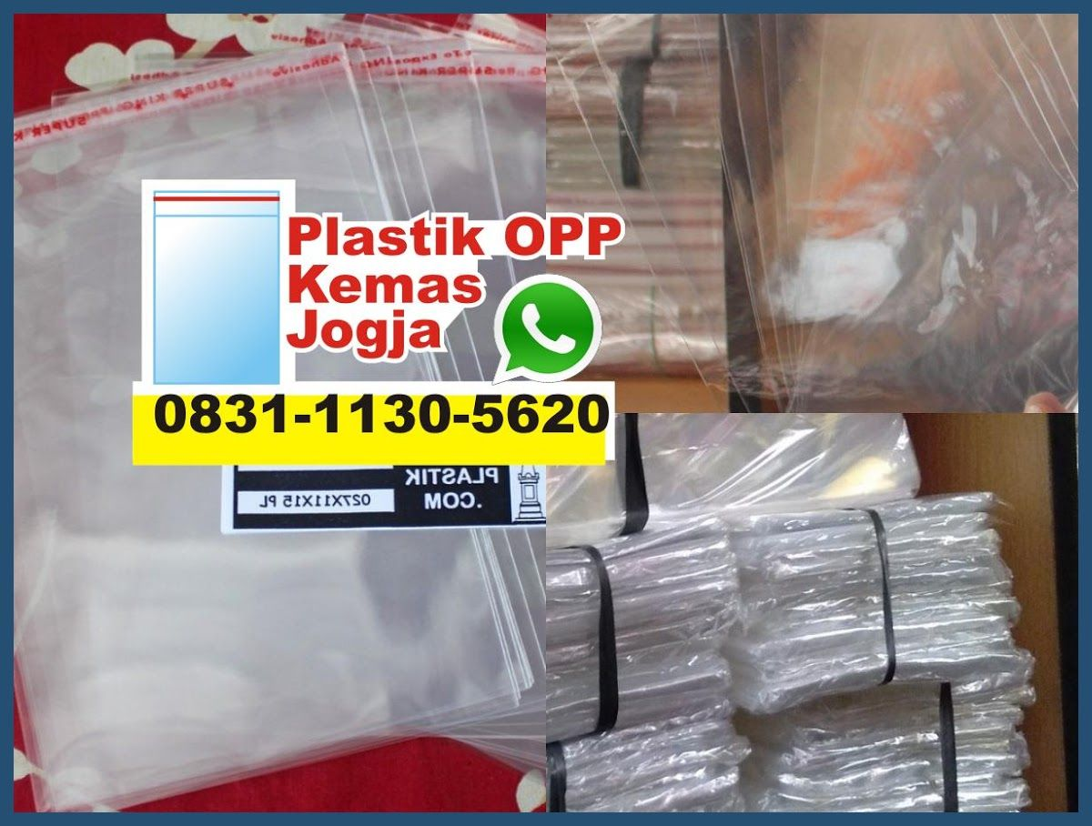 Plastik Packing Roti Ö831·113Ö·562Ö {WhatsApp} Kemasan