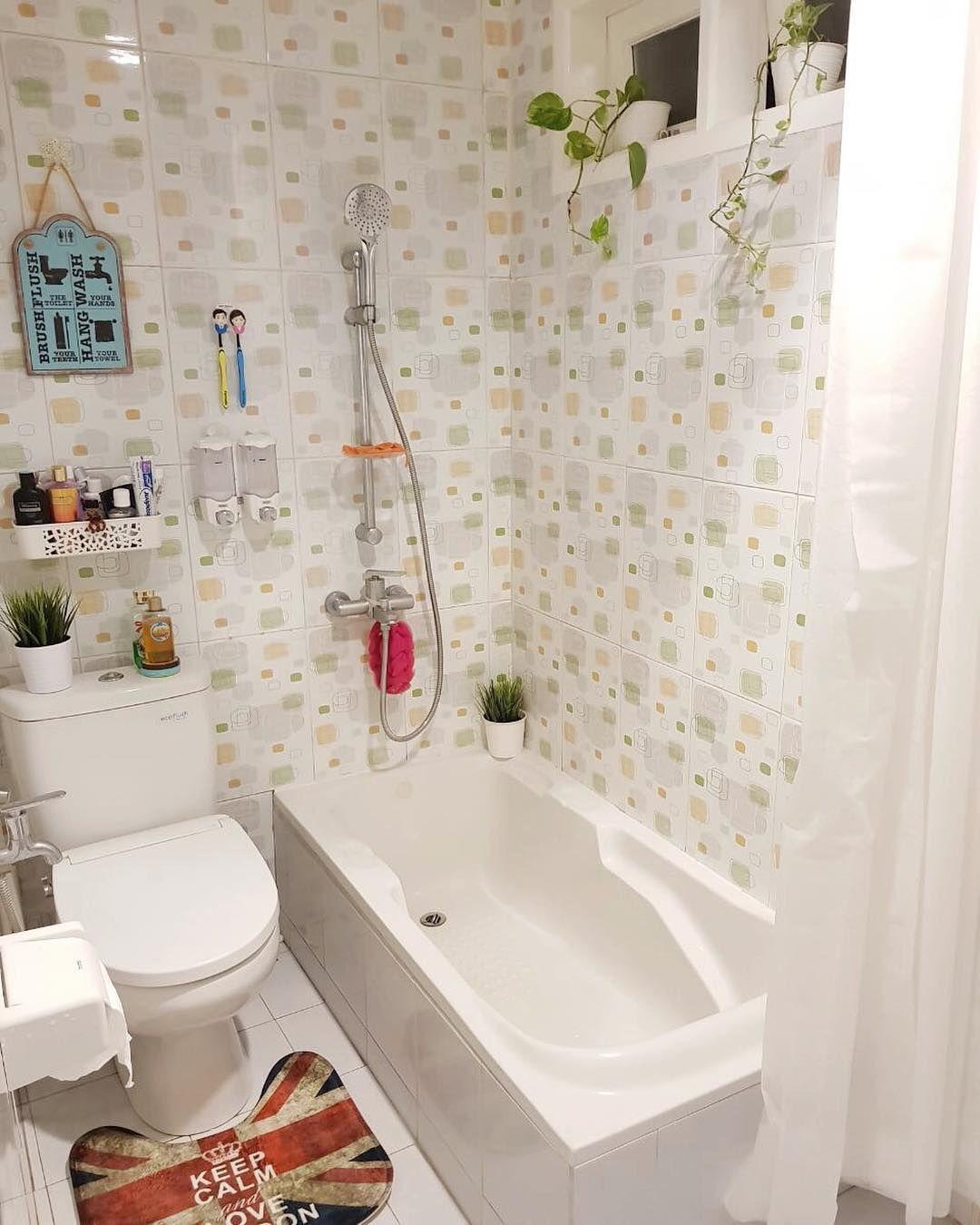 Pin oleh Ferdy Gunawan di Bathroom | Desain ruang keluarga ...