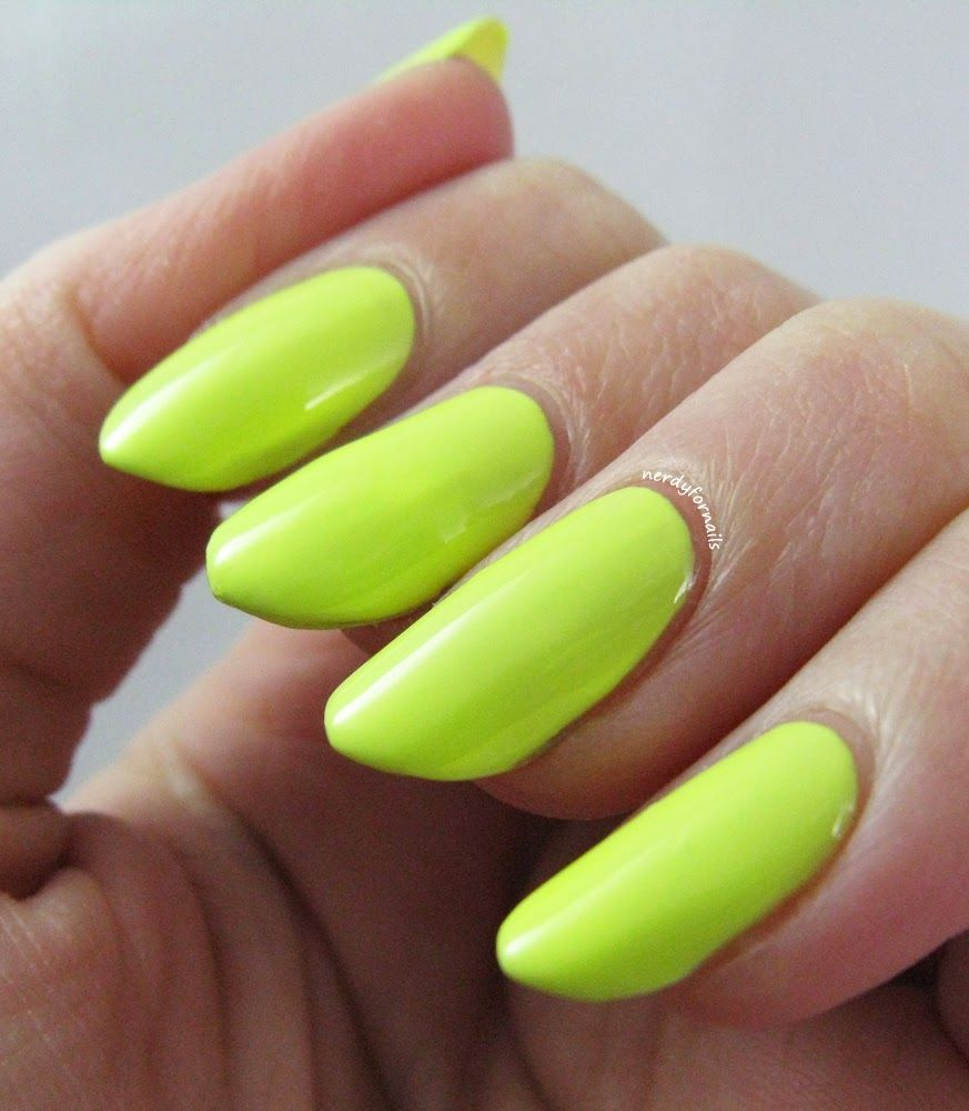 Orly Key Lime Twist from the Sugar High collection Spring 2015 ...
