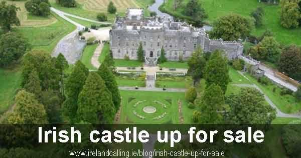 1_26_castle_sale Irish castle up for sale