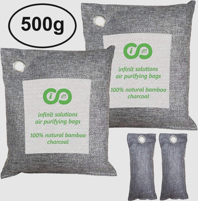 Bamboo Charcoal Natural Air Freshener Bags Natural air