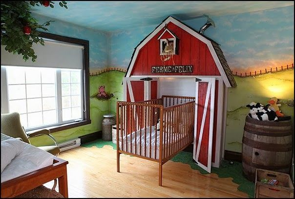 Country Themed Children S Room Yahoo Image Search Results Farm Bedroom Decor Cool Kids Bedrooms Farm Bedroom