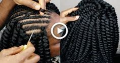Jumbo #braids Inspiration - Essence # Braids africanas purple # jumbo Braids for kids