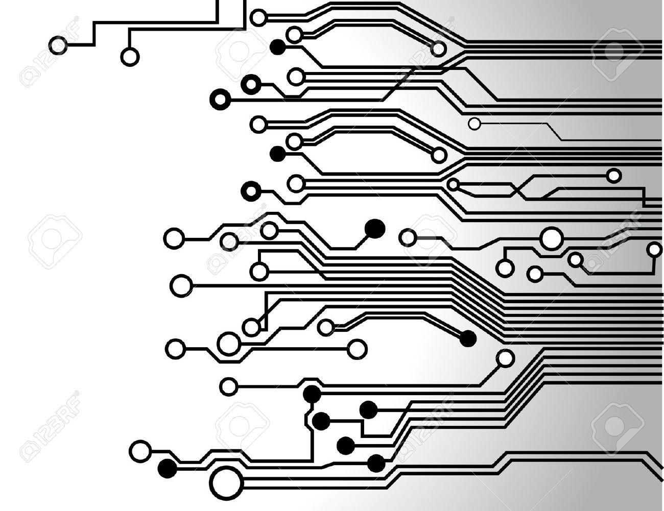 Tree Design On Circuit Board Wallpaper Vector Image: White Board Texture - Google Search