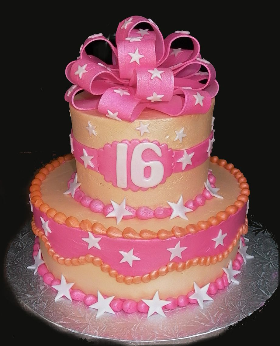 Image detail for -... 16 Birthday Cakes Sweet 16 Birthday ...