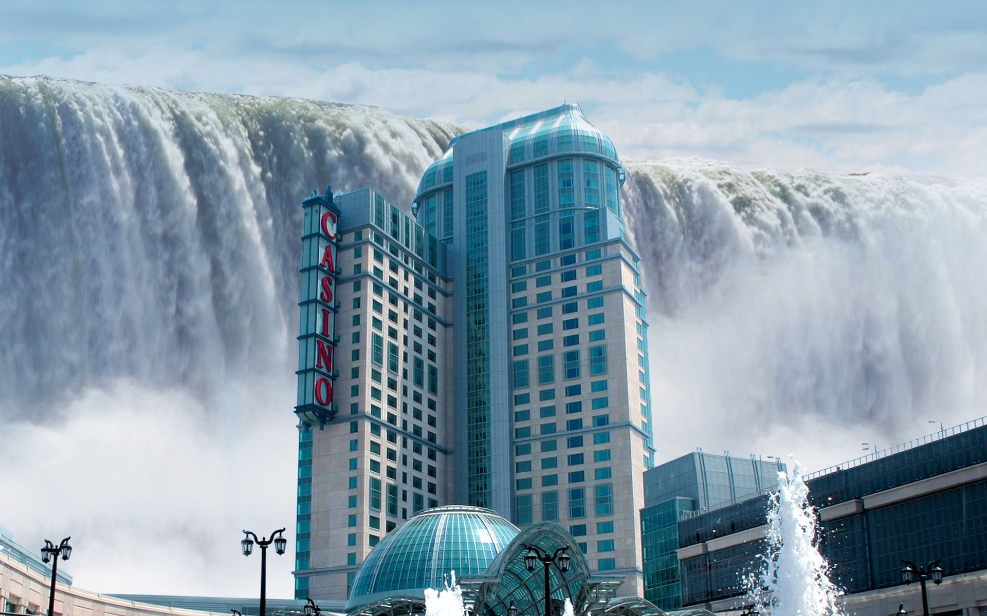 Seneca Casinos Niagara Falls Canada Hd Wallpapers Hotels Near