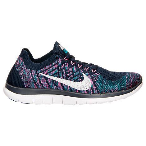 women's nike free 4.0 flyknit running shoes sale