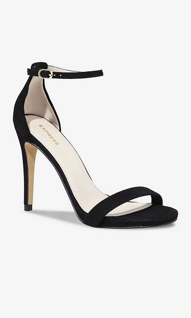 SLEEK HEELED SANDAL | Express