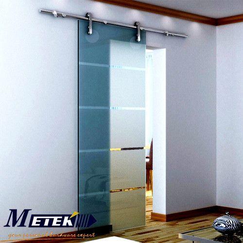 Door Type Glass Open Style Sliding Door Material Glass Sliding