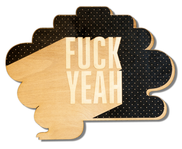 Hand Crafted Type by Ben Johnston, via Behance