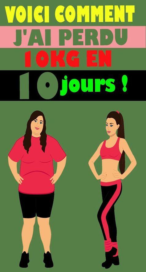 Perdre 10 kg en 10 jours : la méthode miracle qui fonctionne !