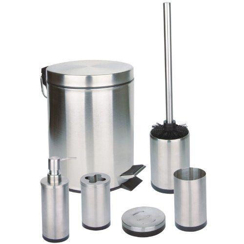 TP-Products Ensemble de 6 accessoires de salle de bain comprenant 1 - prix pour faire une salle de bain