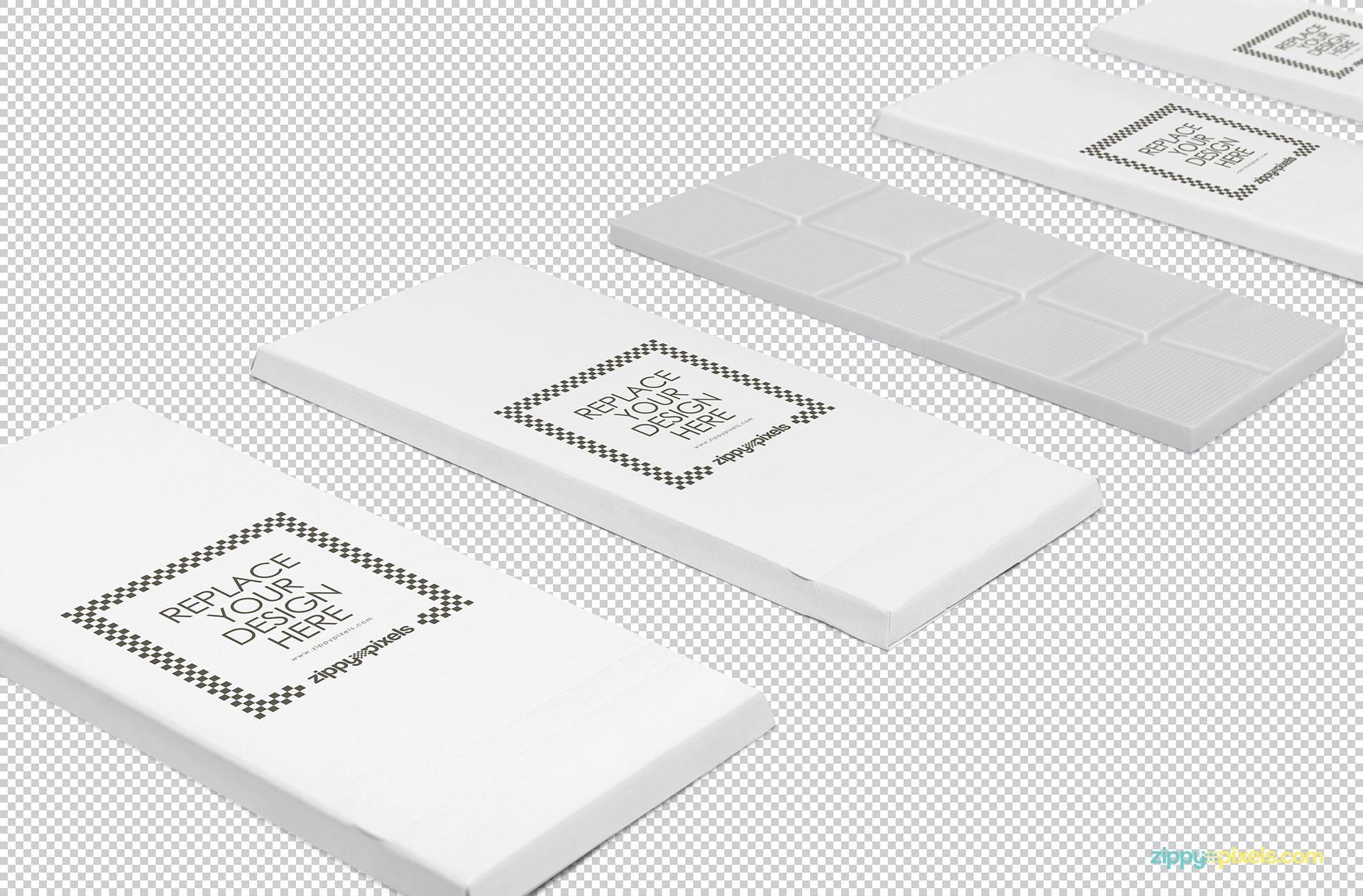 Download Free Cool Chocolate Bar Mockup Zippypixels Psd Templates Packaging Mockup Poster Mockup Psd