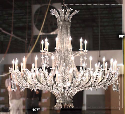 Sophisticated Elegant Display Featuring Fine Art Lamps Beveled Arcs Chandelier In A Beautiful Silver Gild Finish Ame Fine Art Lamps Interior Corbett Lighting