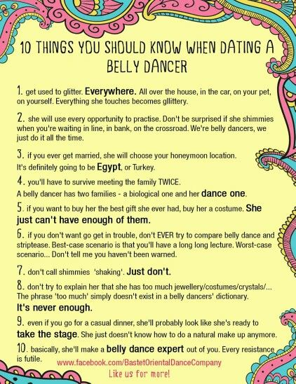 Things You Should Know About Dating A Dancer