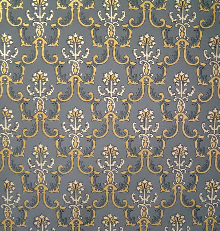 Victorian wallpaper image bedroom redo pinterest for Victorian wallpaper