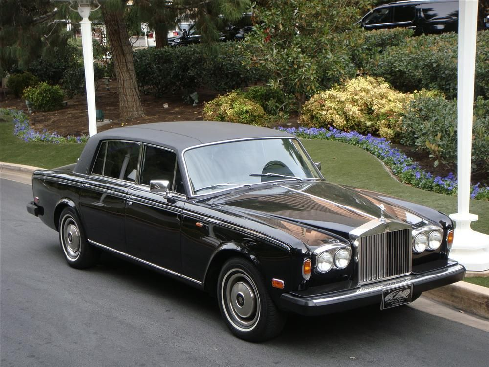 Rolls Royce Silver Wraith Door Luxury Sedan Rolls Royce